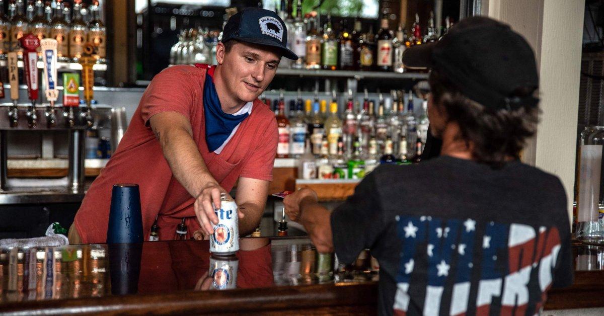 Texas Governor Shuts Down Bars as Coronavirus Infections Soar thumbnail