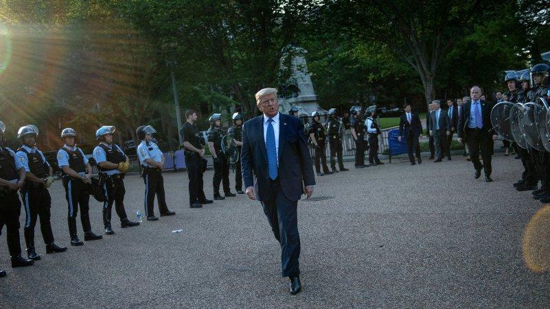 Trump's Rhetoric Could Hurt Republicans
