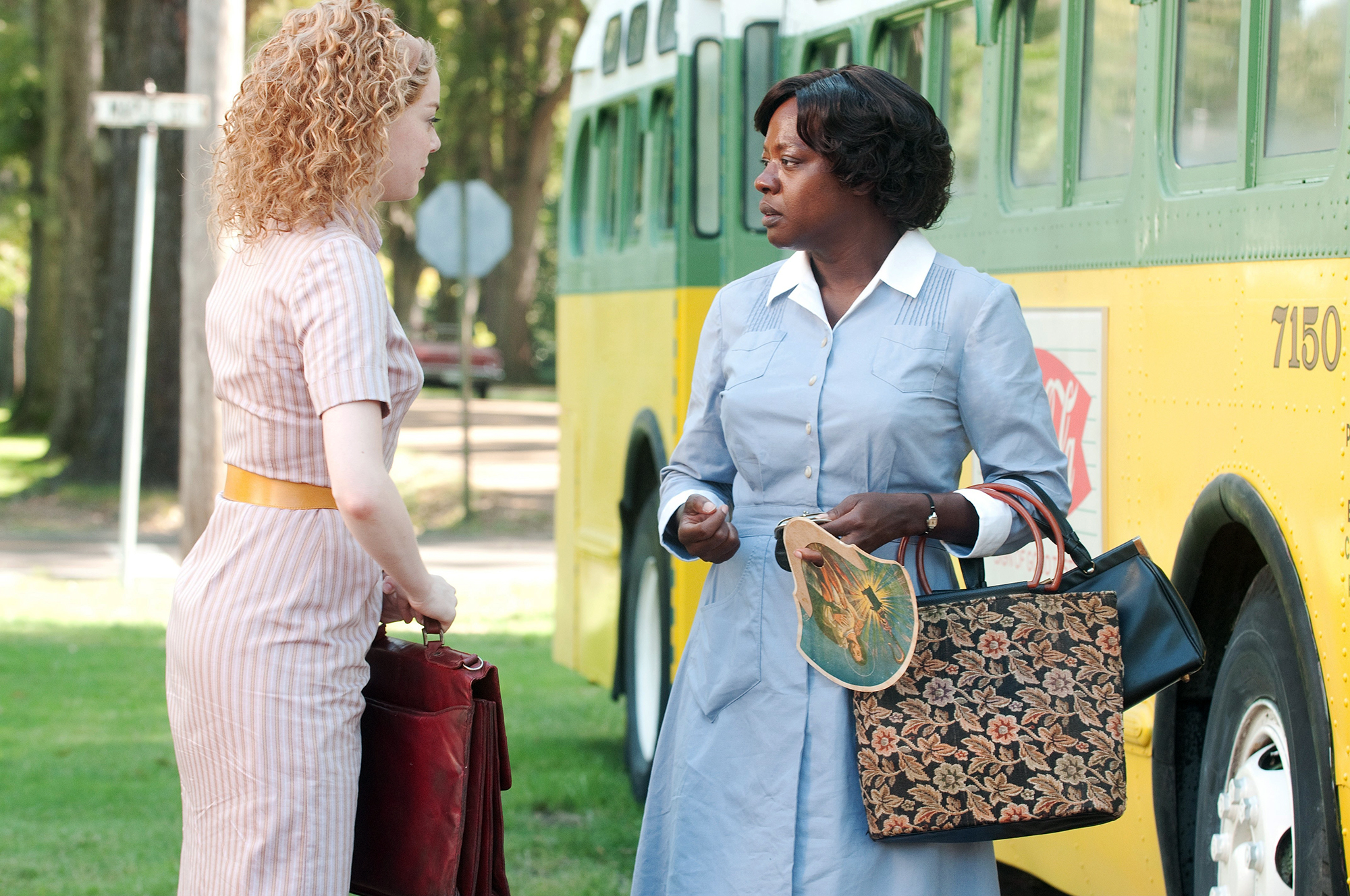 A scene from 'The Help'