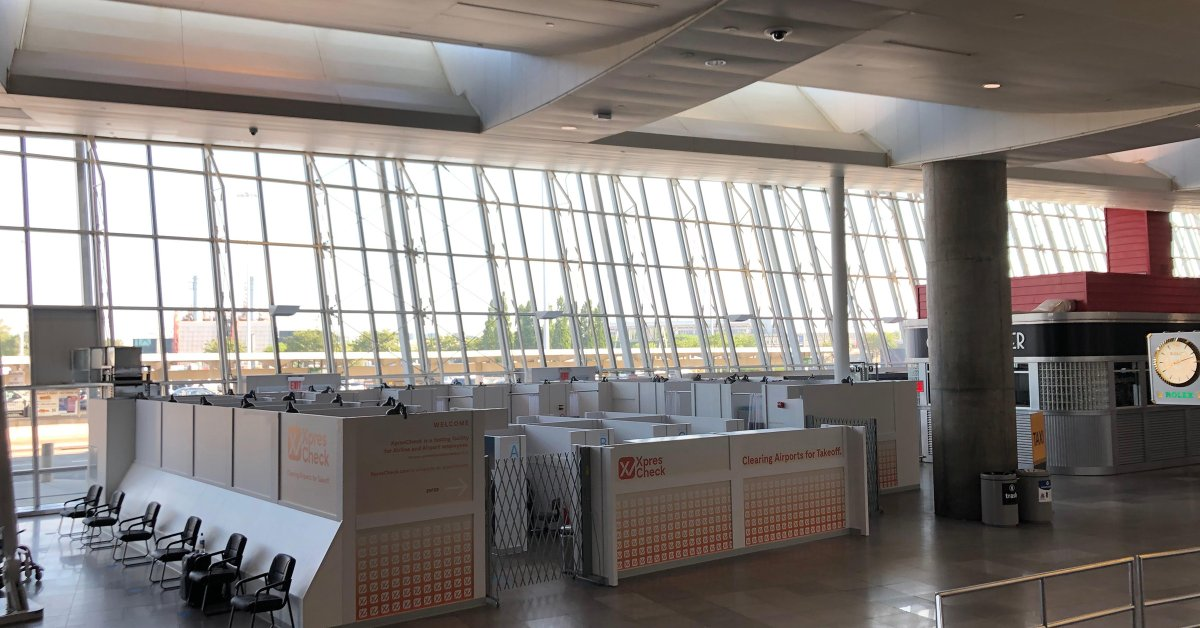 From Massages to Nasal Swabs: Inside XpresSpa's Tough Road to Becoming an Airport COVID-19 Testing Center thumbnail