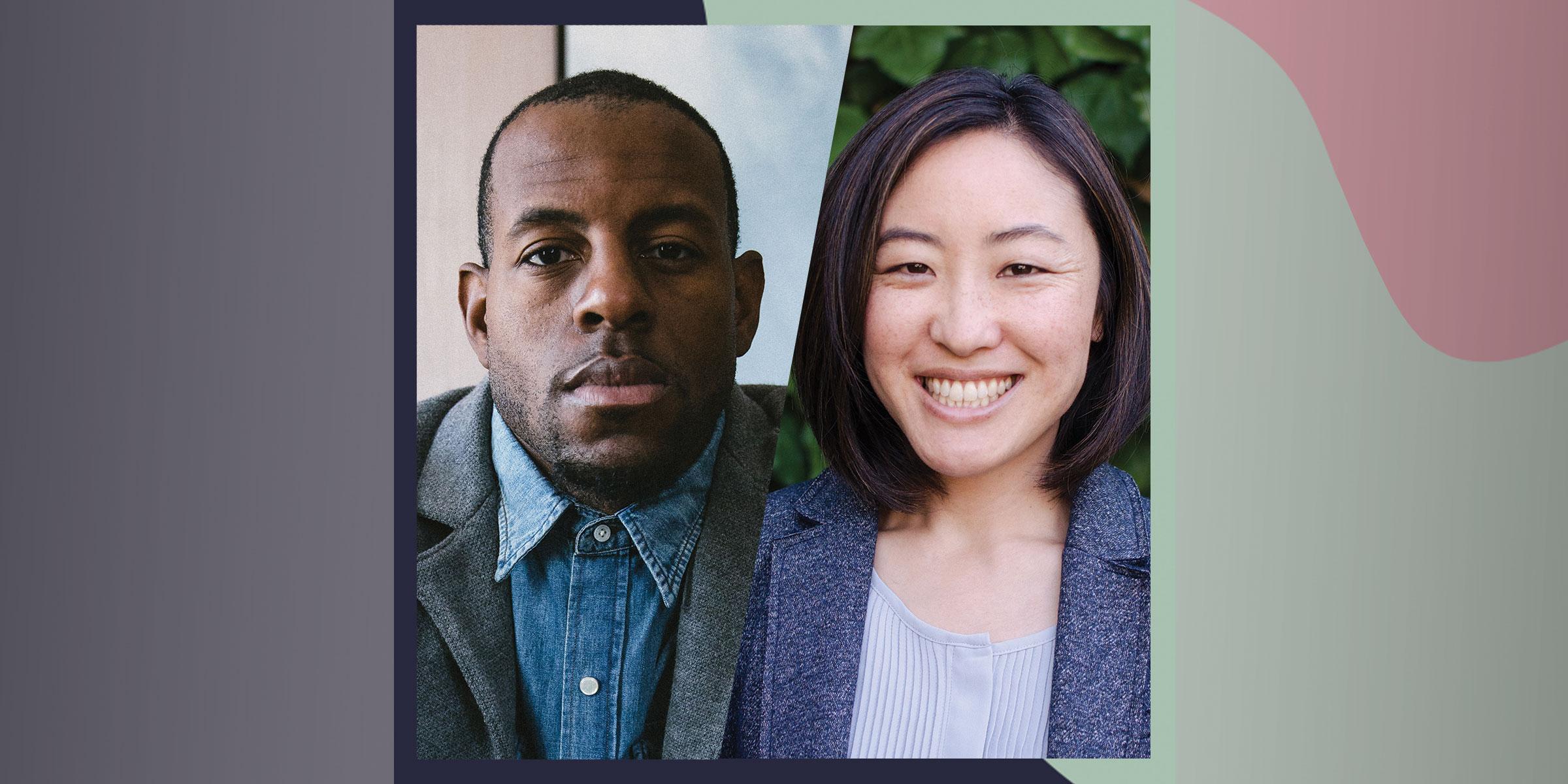 TIME Health Talks: Andre Iguodala and Dr. Cheri Mah