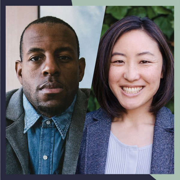 TIME Health Talks: Andre Iguodala and Dr. Cheri Mah