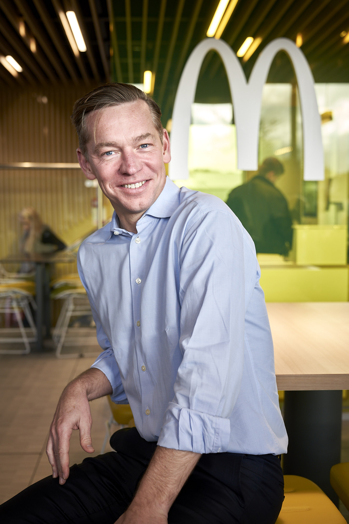 Chris Kempczinski, CEO of McDonald's