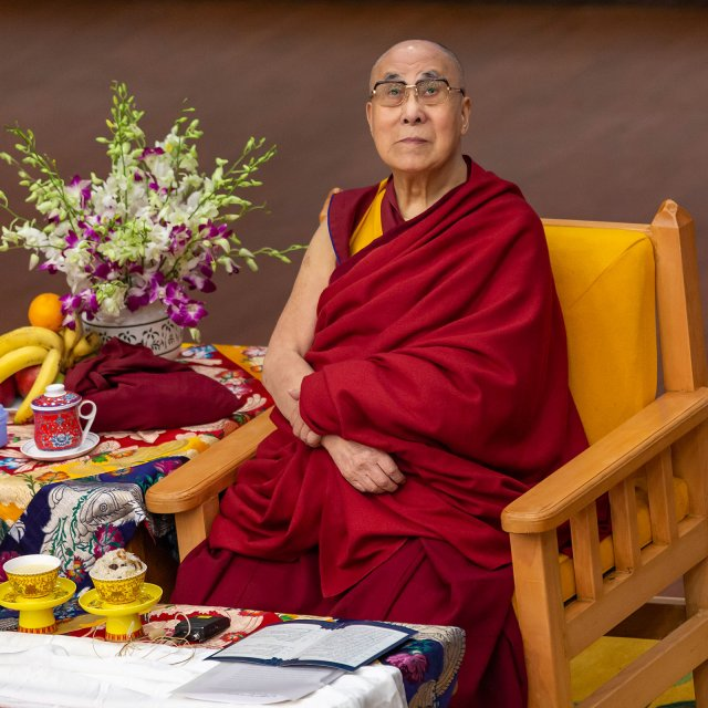 Dalai Lama: We Must Act as One to Preserve Our World