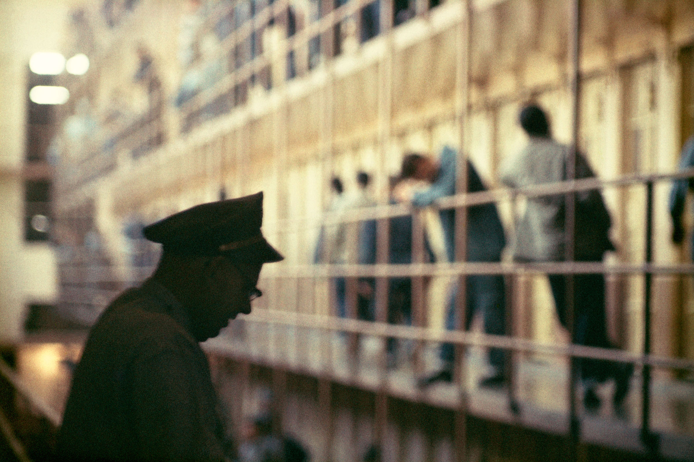 Untitled, San Quentin, California, 1957