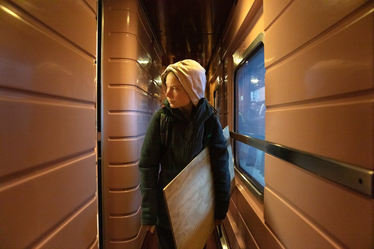 Thunberg arrives in Madrid for the last U.N. climate summit before a crucial deadline in 2020