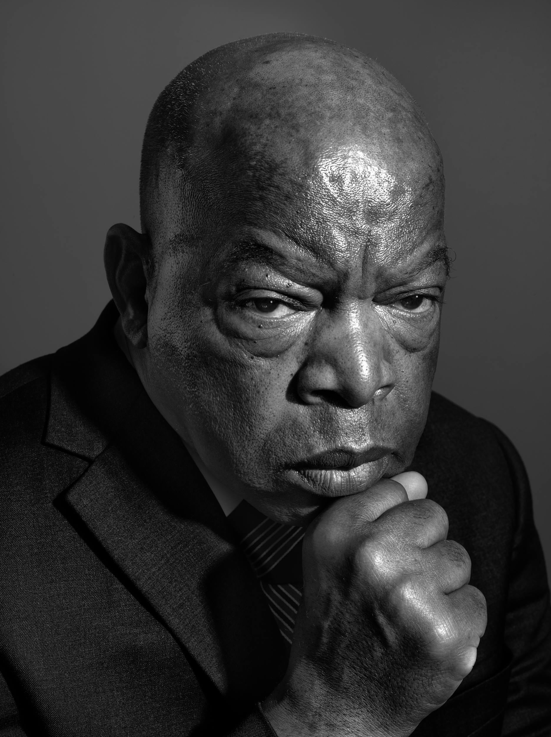 Civil rights leader Rep. John Lewis in 2013.
