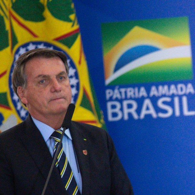 Brazil's President Jair Bolsonaro Tested for COVID-19