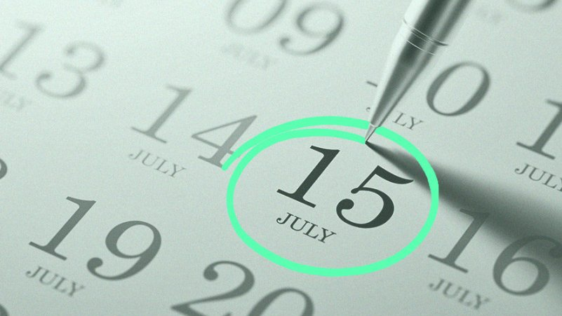 Tax Day Is July 15. Here's What You Need To Know