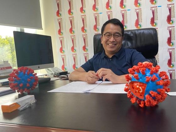 SinoVac CEO Yin Weidong