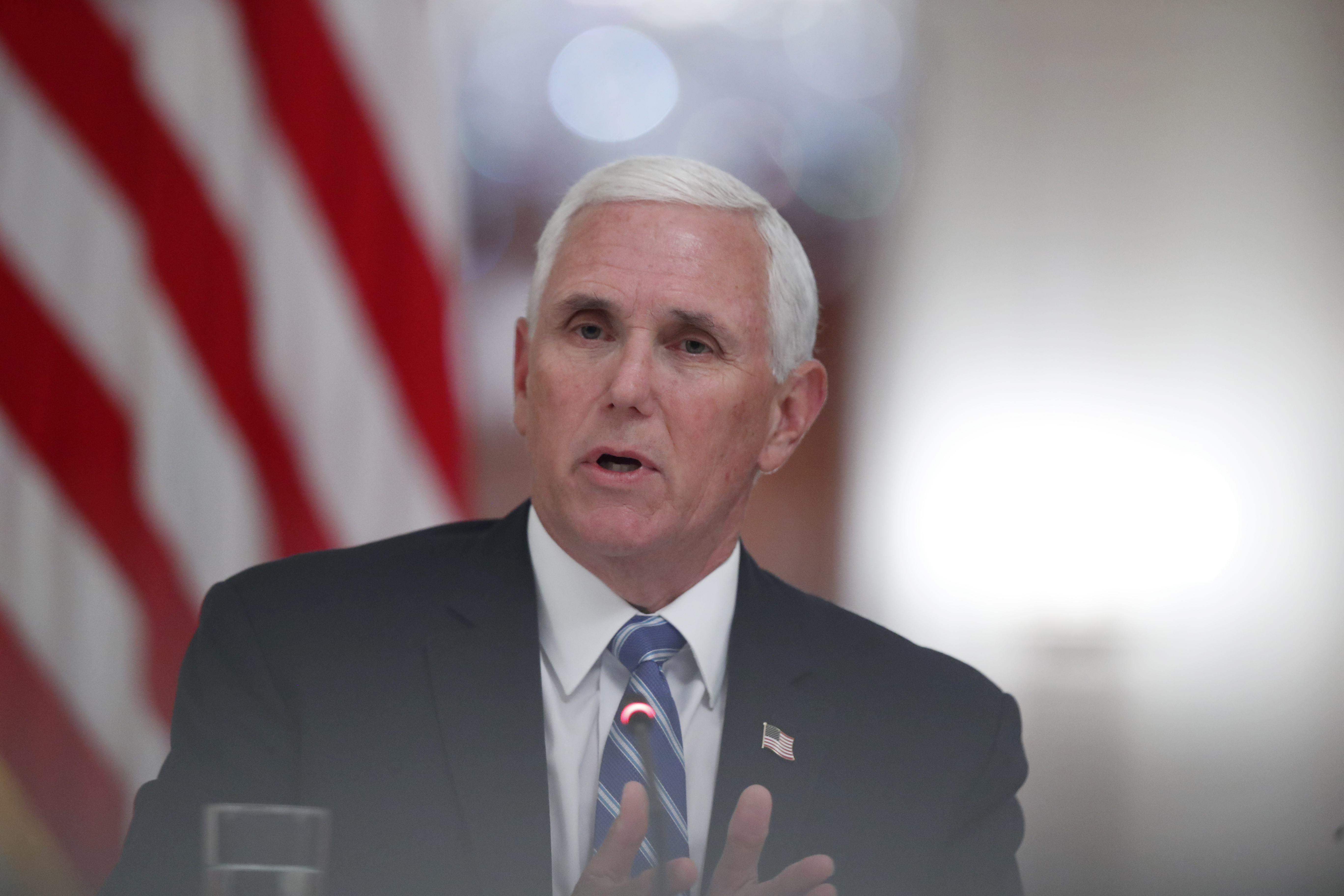 Mike Pence Says CDC Will Issue New Guidance on Reopening Schools After Trump Criticizes Agency for 'Impractical' Recommendations