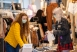 Caitlin Lynch (right) and Anna Kirkwood wearing face masks as they browse in Stradivarius in Belfast City Centre's shopping district on the day it was announced face masks will become mandatory in shops in England on July 14, 2020.