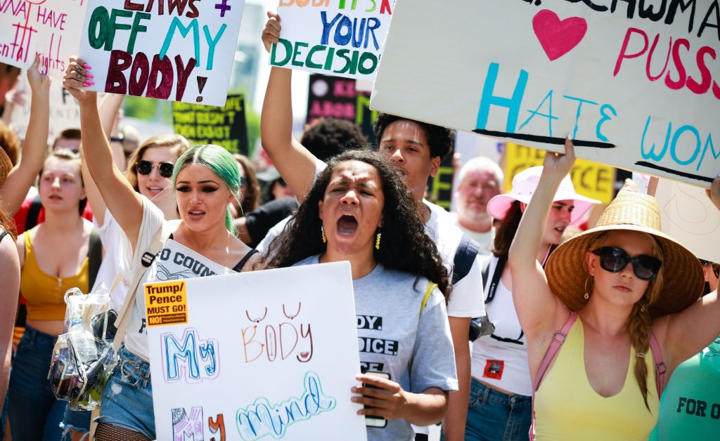 Federal Judge Blocks Georgia's Controversial Law Banning Most Abortions After 6 Weeks