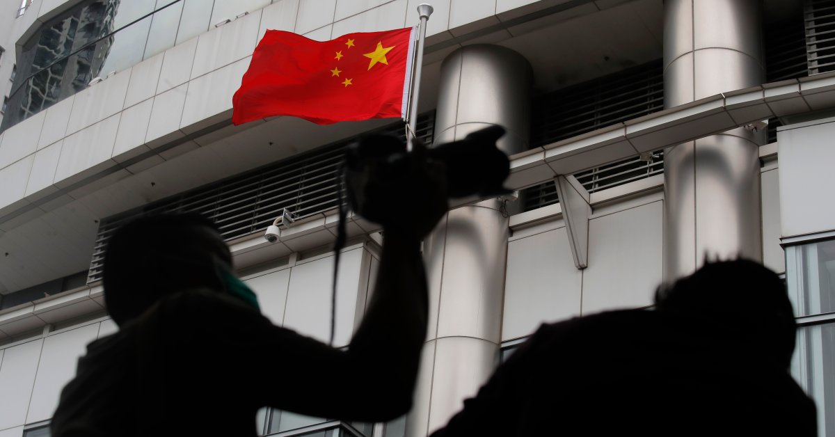 Photo of China Opens New Security Agency Headquarters in Hong Kong | TIME