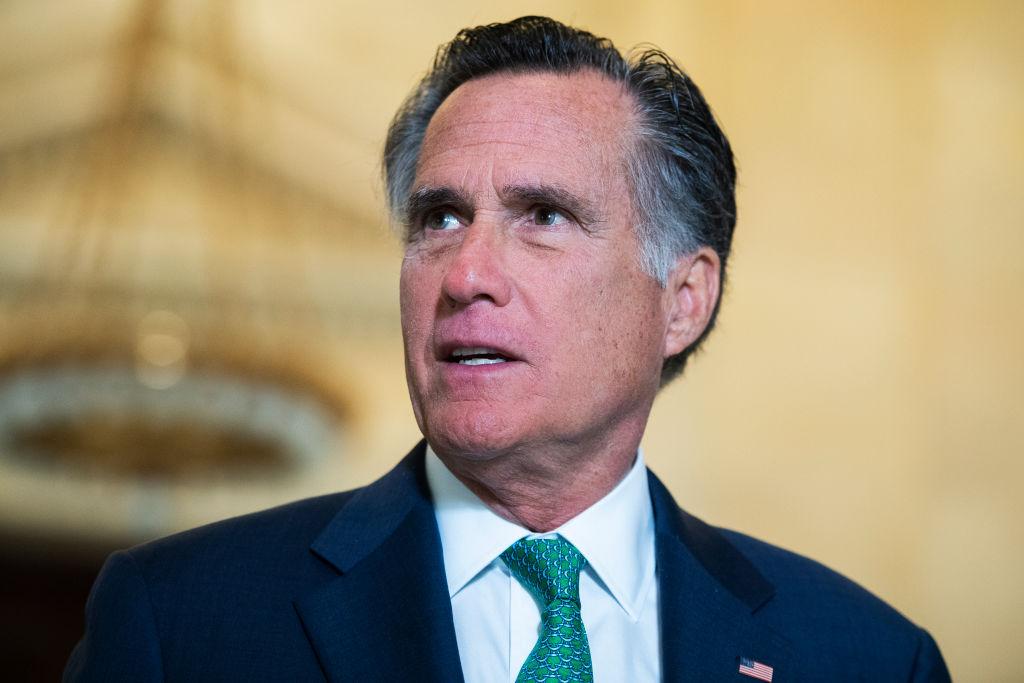 time.com - Madeleine Carlisle - Sen. Mitt Romney calls President Trump's Decision To Commute Roger Stone's Sentence 'Historic Corruption
