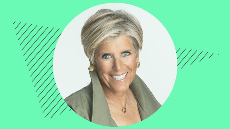 Suze Orman: Have These Investments Before You Turn 30