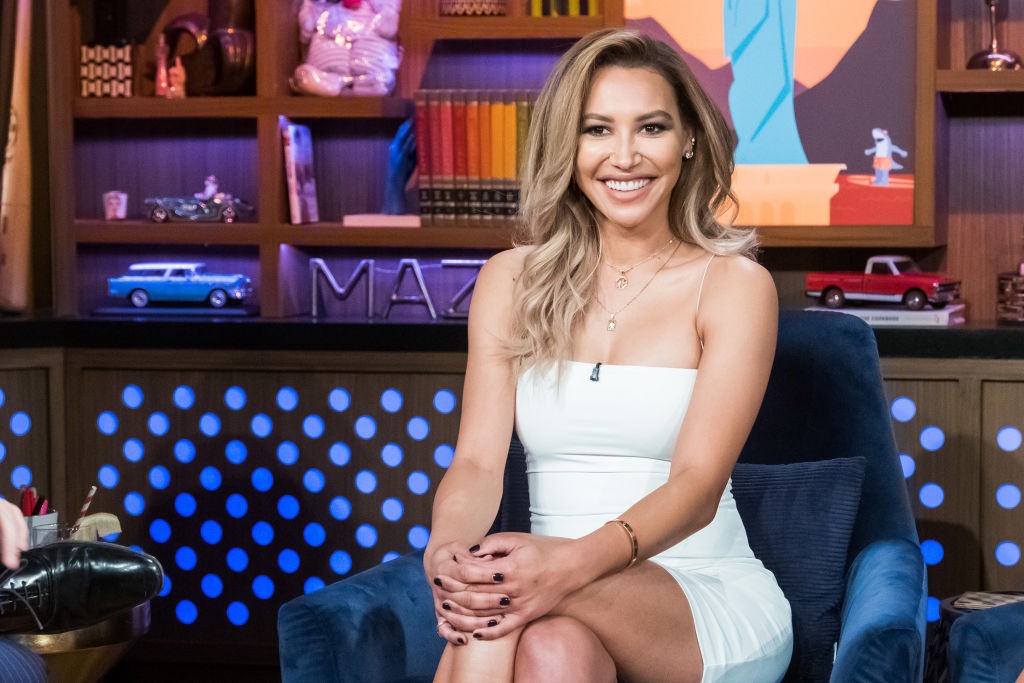 Naya Rivera, pictured on Watch What Happens Live With Andy Cohen in February 2019, died by accidental drowning, according to an autopsy.