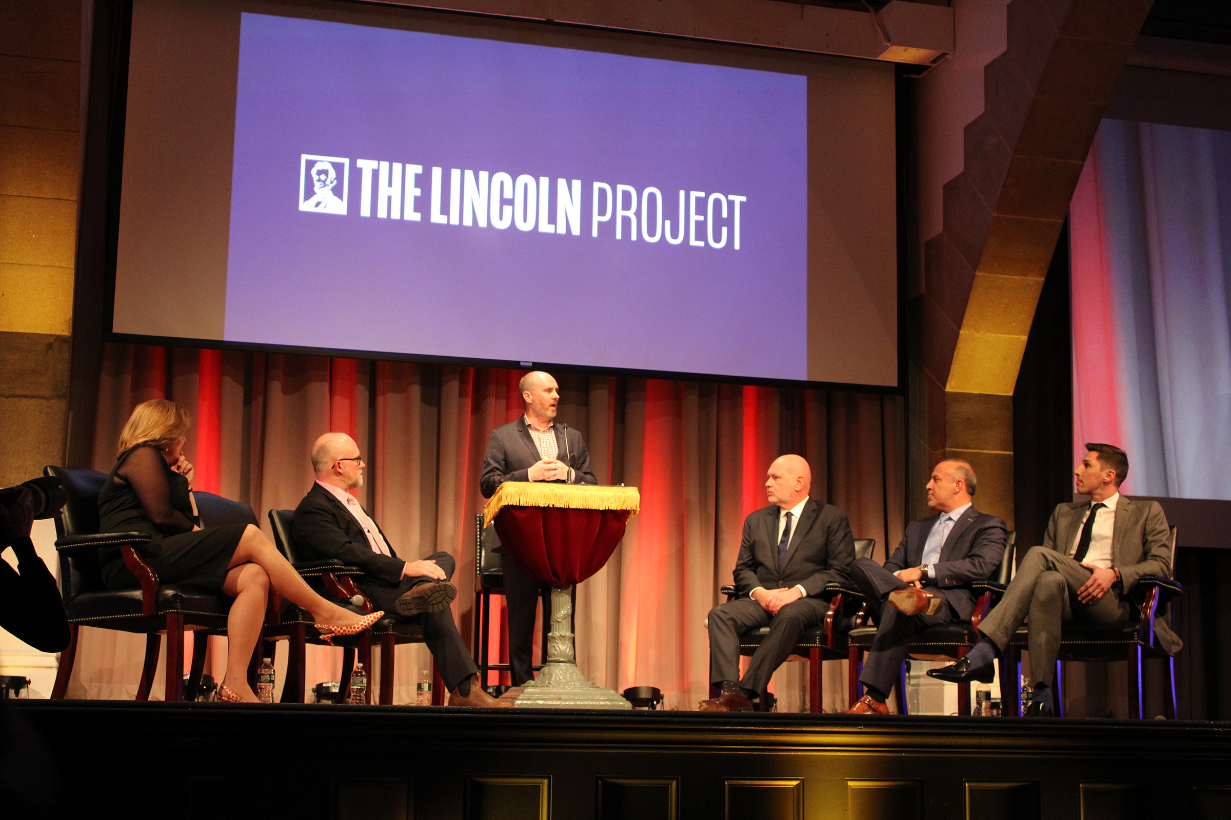 The Lincoln Project's ads criticizing the President's performance have helped it raise nearly $20 million