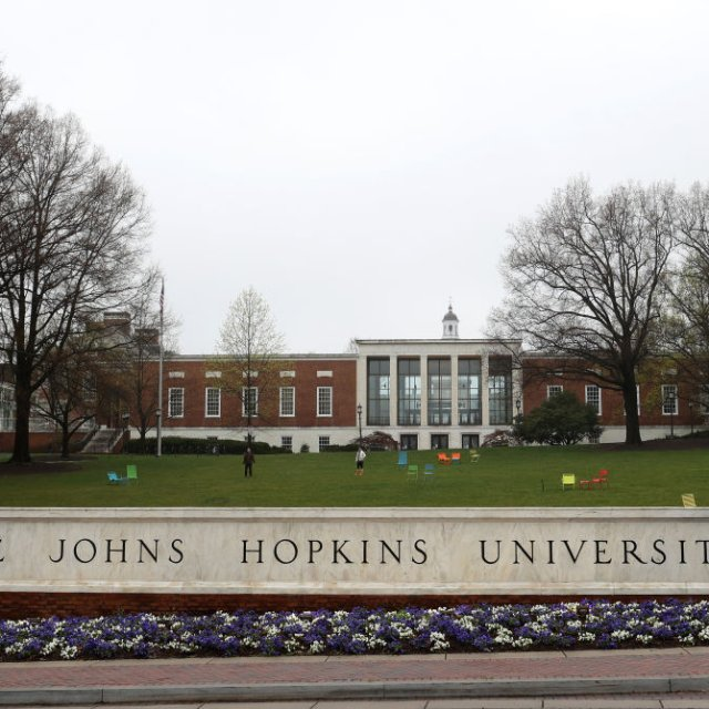 Noose Found in Johns Hopkins University Building