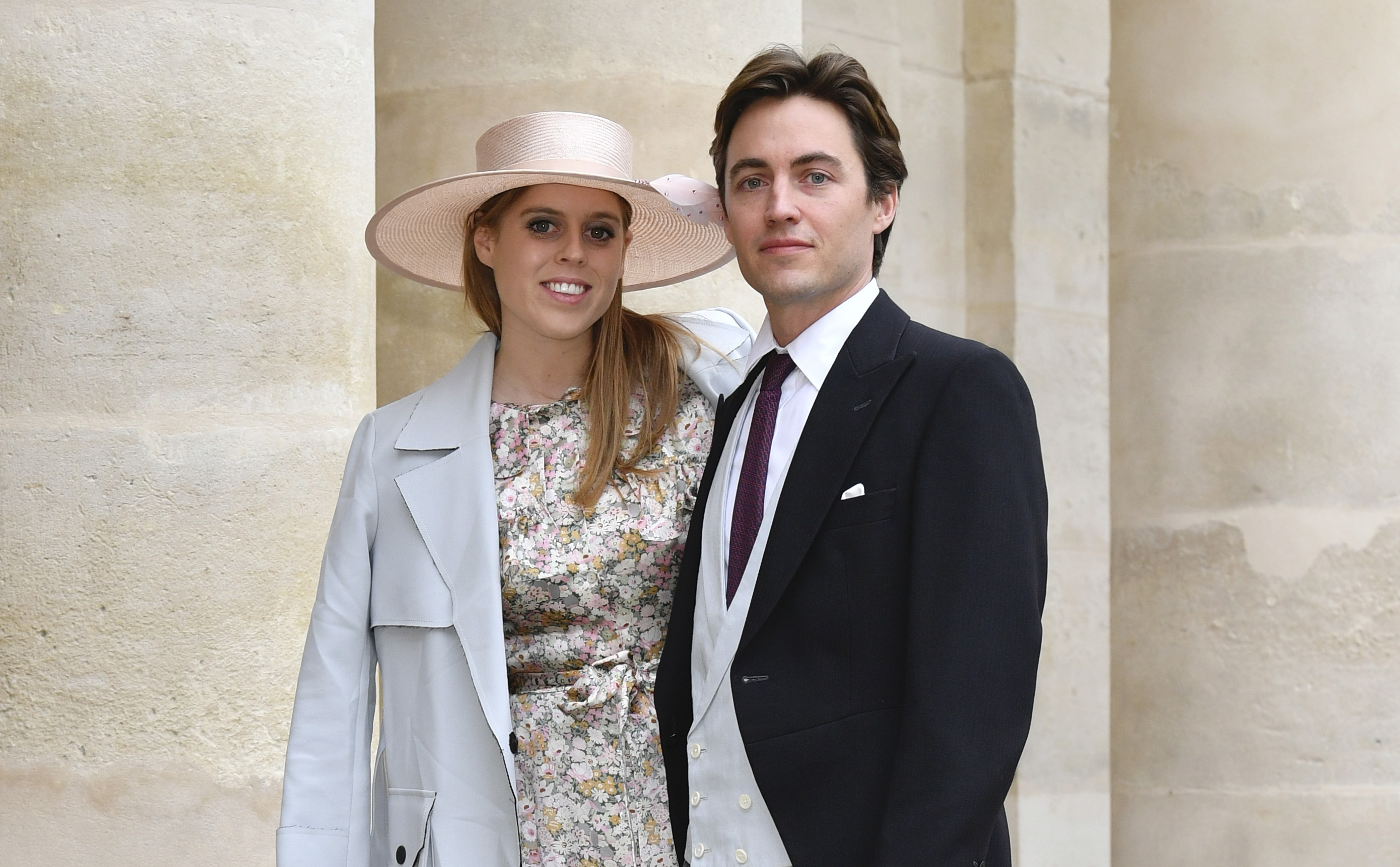 Princess Beatrice Weds In Secret Ceremony At Windsor Time