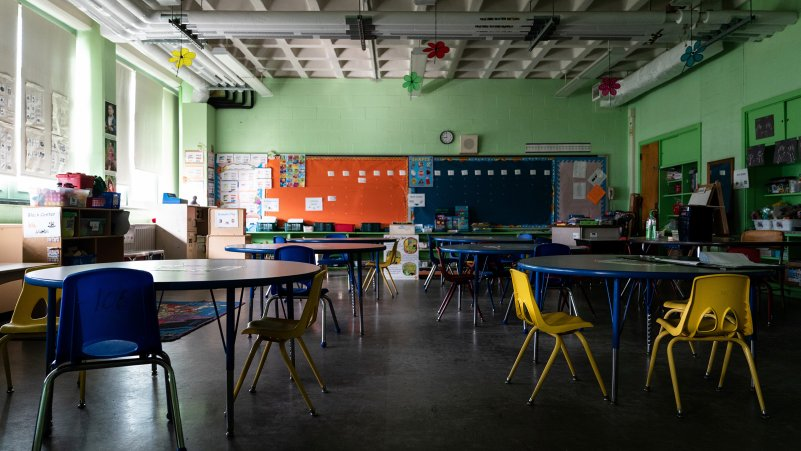 How President Trump Politicized School Reopenings Amid Coronavirus Pandemic
