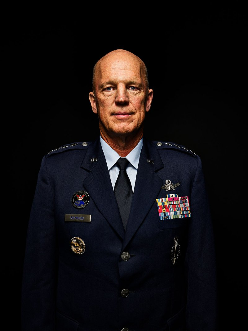 """General John """"Jay"""" Raymond, SpaceForce's first commanding general, says space-based systems form the backbone of modern life."""