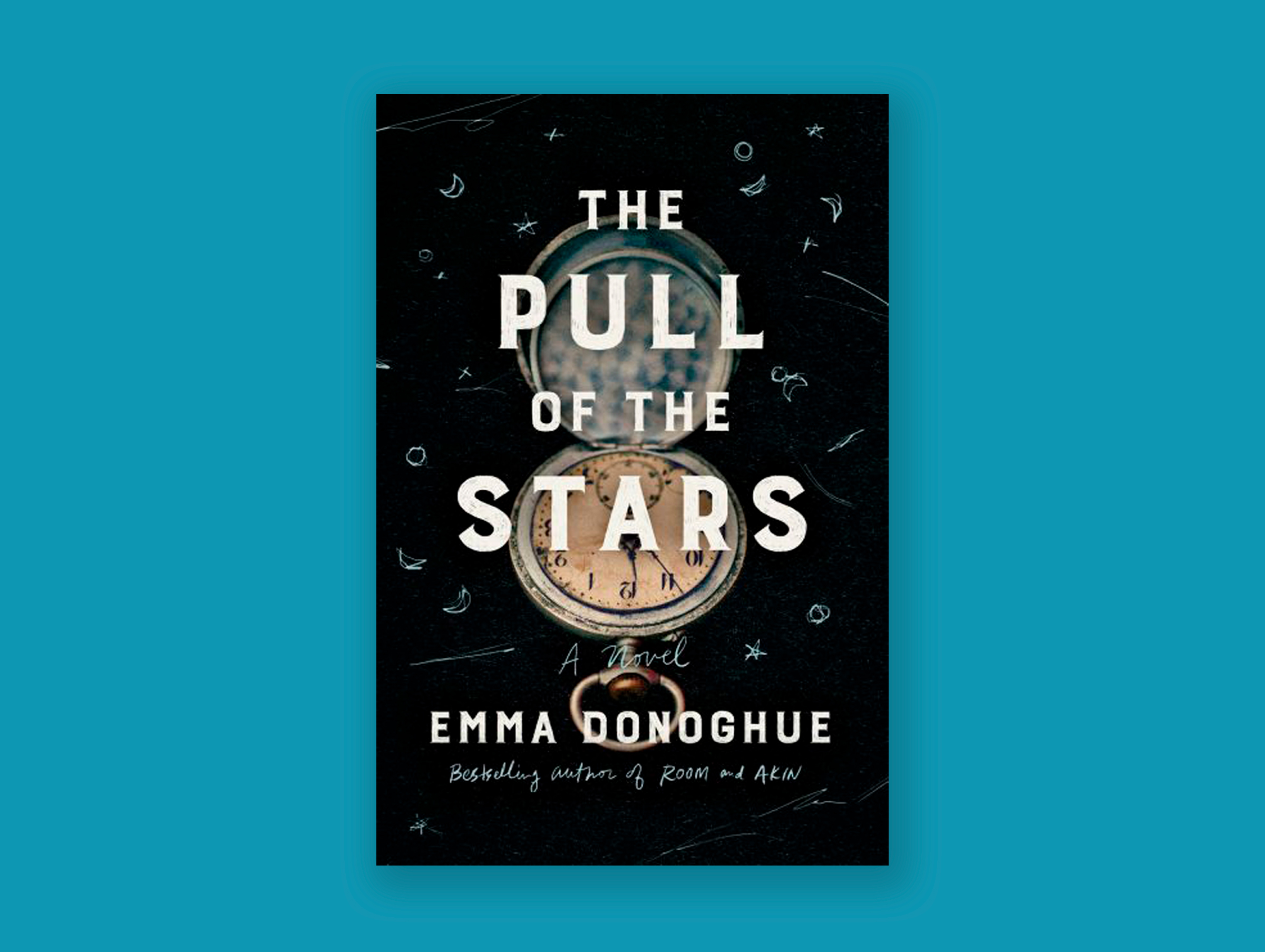 Donoghue began working on this novel, about the 1918 flu, long before the coronavirus pandemic