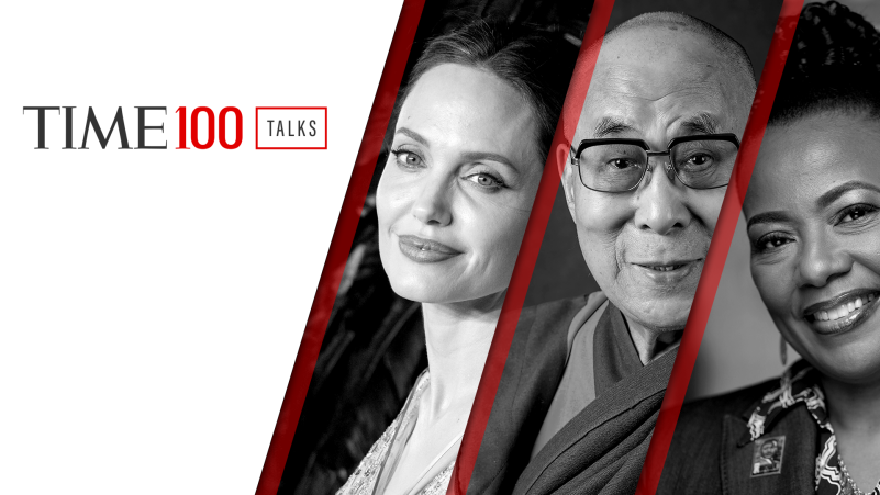 Watch TIME100 Talks Live