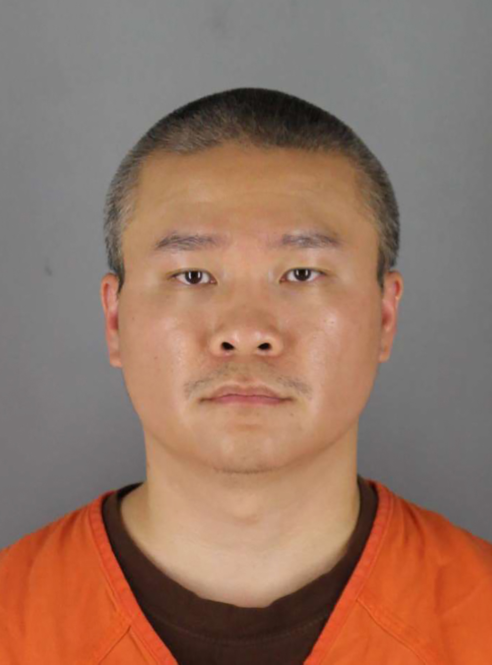 This combination of photos provided by the Hennepin County Sheriff's Office in Minnesota on June 3, 2020, shows Tou Thao.