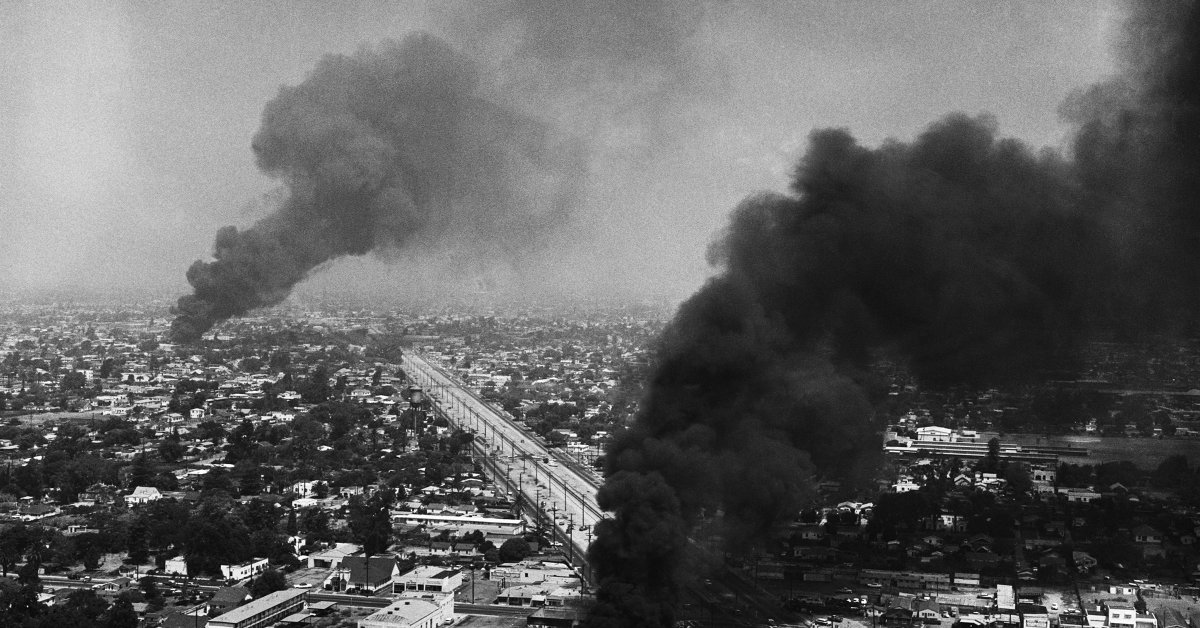 time.com: Watts Riots Show Black History Is Full of Heavy Memories