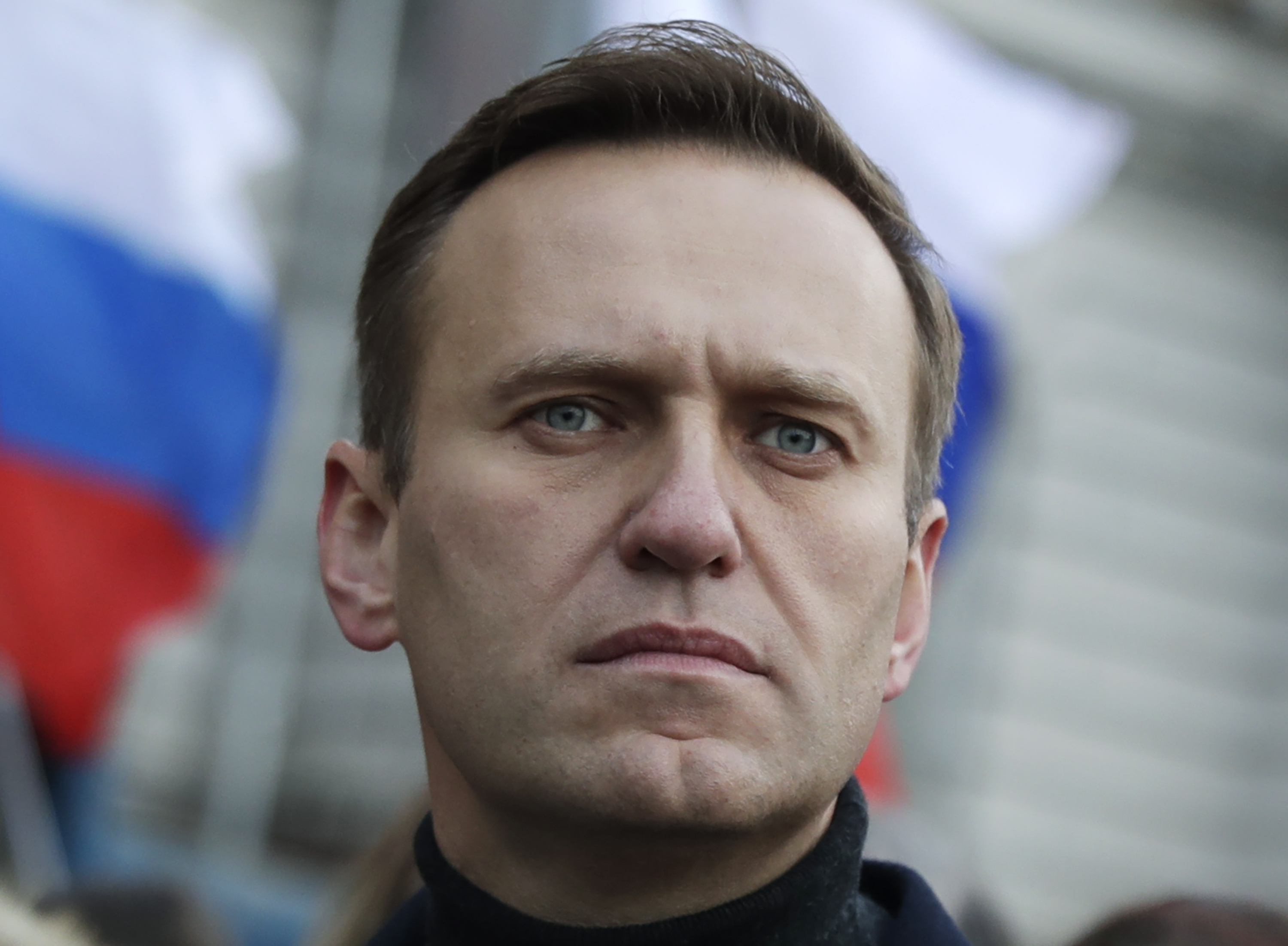 Russian Opposition Politician Alexei Navalny Poisoned