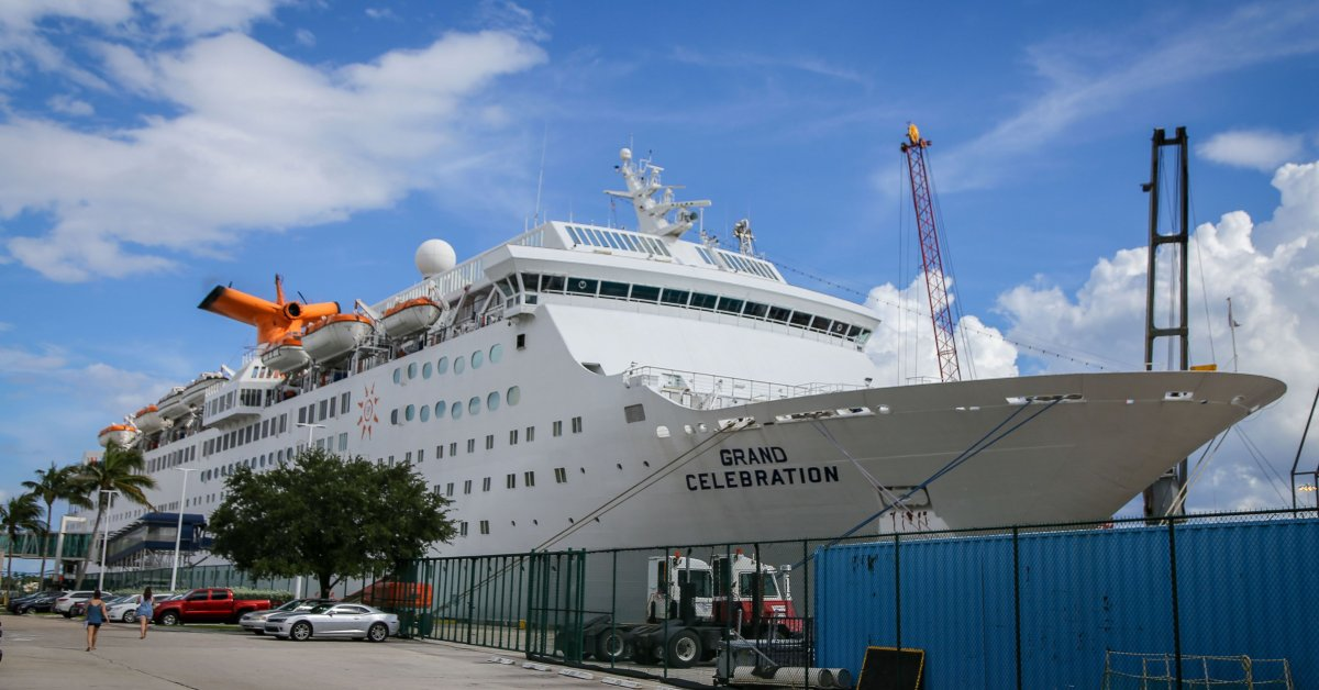 Cruise Ship Crew Members Allege They're Working Without ...