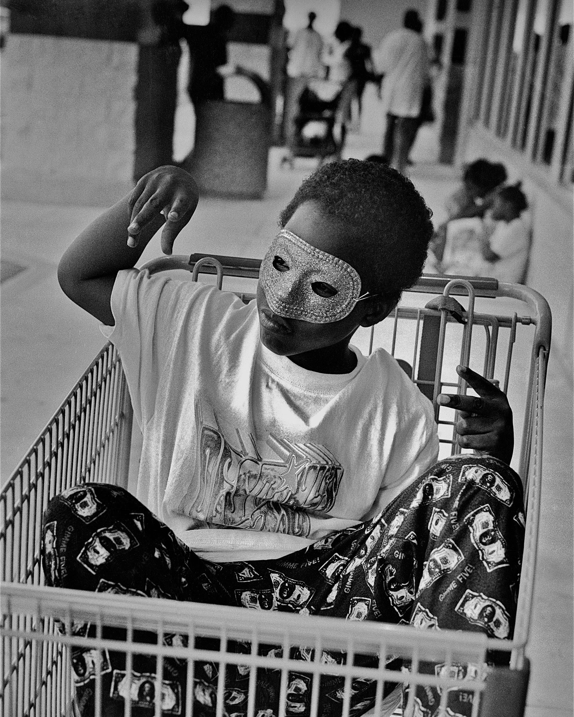 Masquerade From Katrina (2005)
