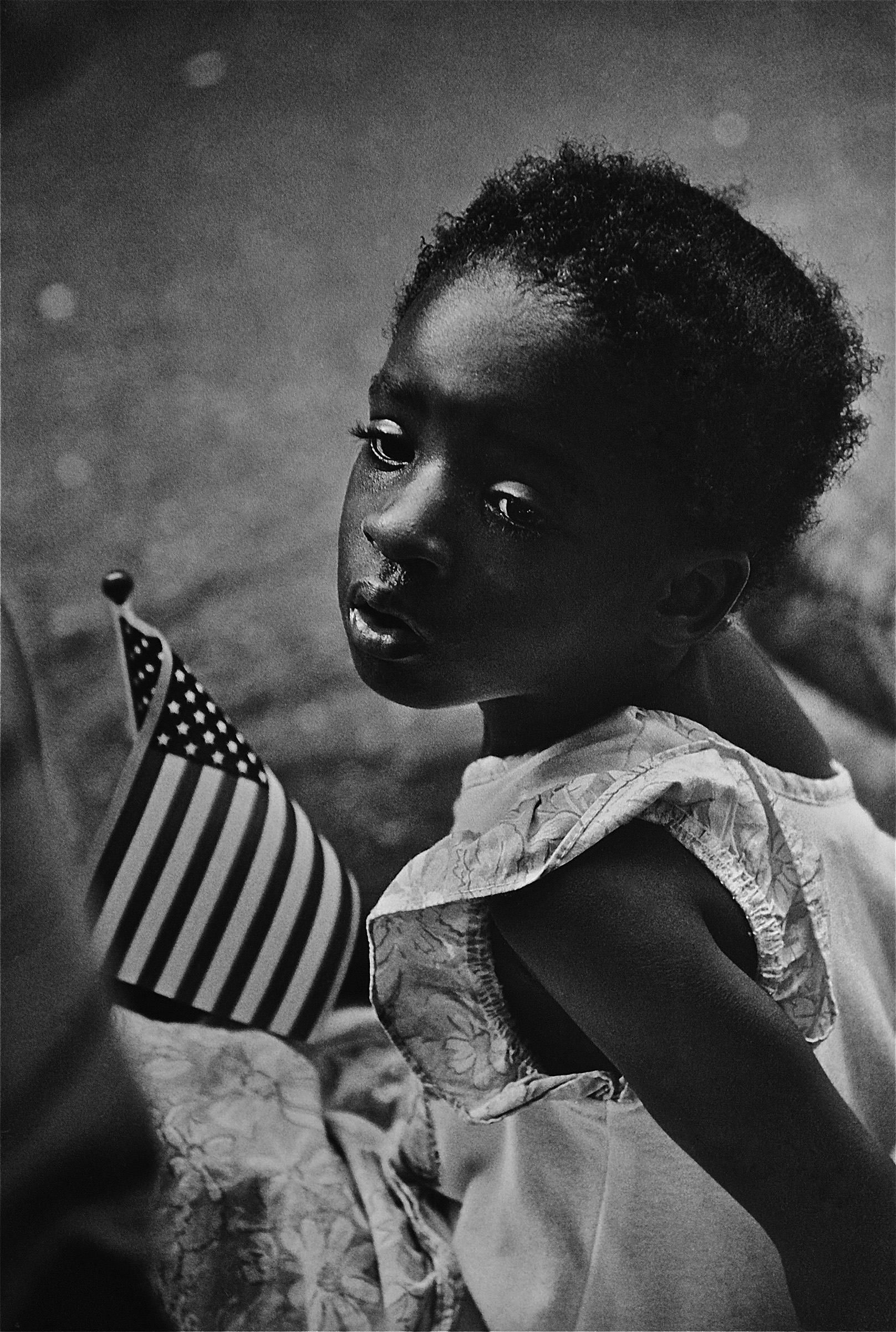 Girl With Flag (1991)