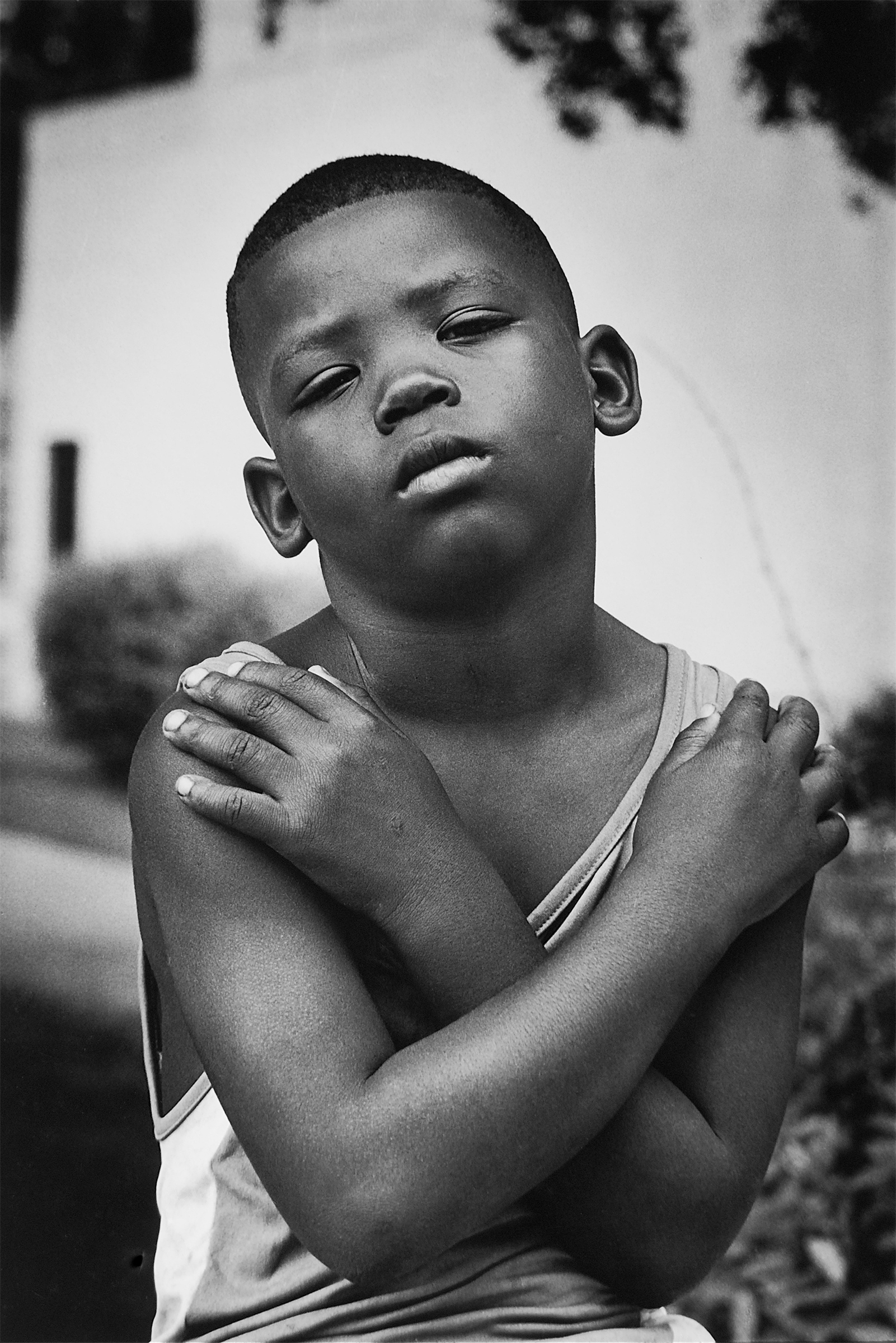 """All Kings Were Boys (1989). """"I want my photos to remind people of something or someone familiar and identify with it in some way,"""" says Hudnall. """"There is no greater gift."""""""