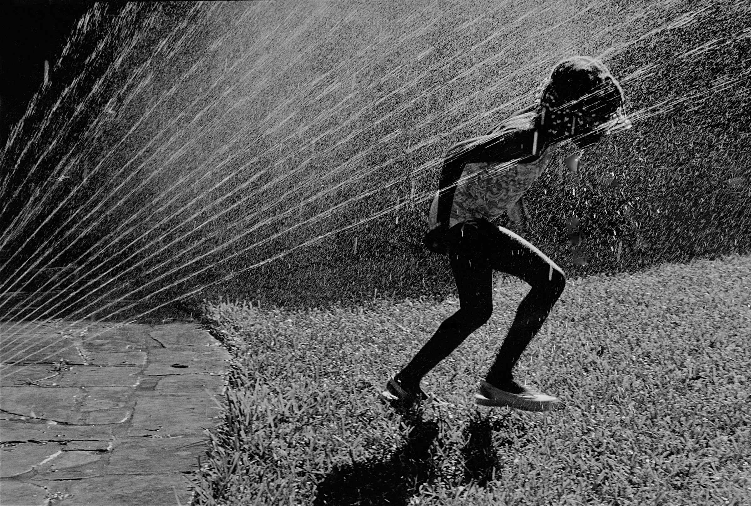 """Hot Summer Days (2011). """"Each day that I wake up, I'm just trying to photograph life as I see it,"""" Hudnall says. """"You have to walk around and respect what is about to happen in front of the camera. It's a sacred moment."""""""