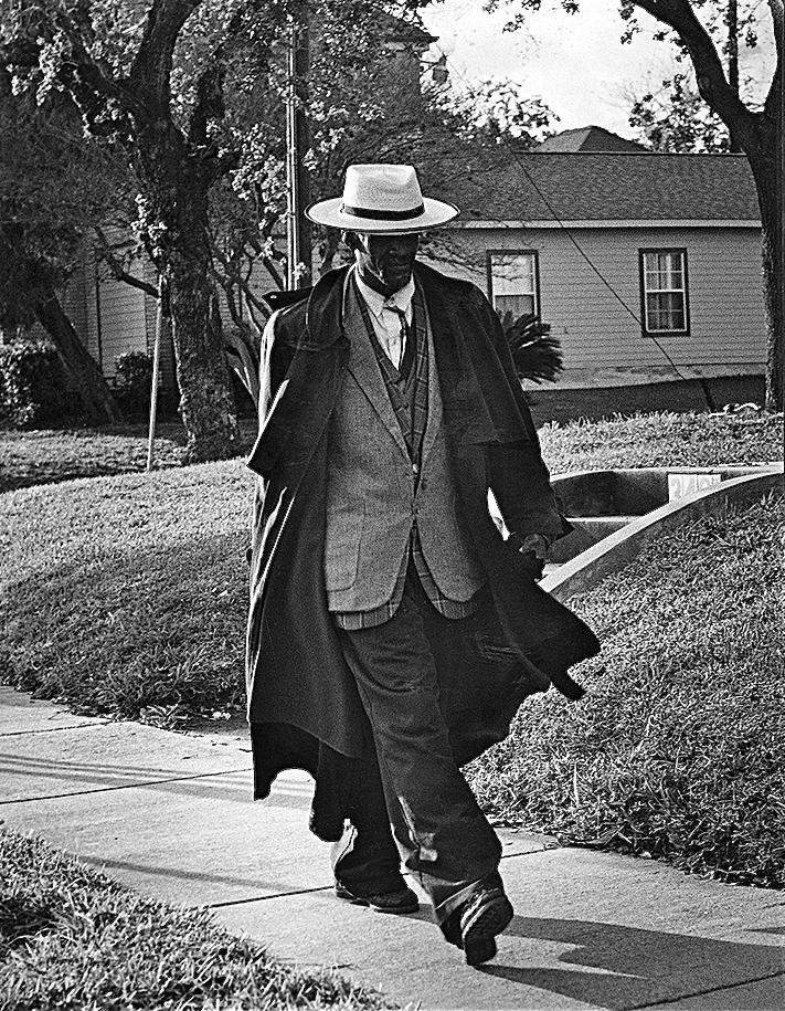 A Man Walking (2011)