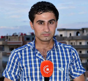 Freelance reporter Farhad Hamo, who was last seen being taken away from a prison, was abducted more than five years ago.