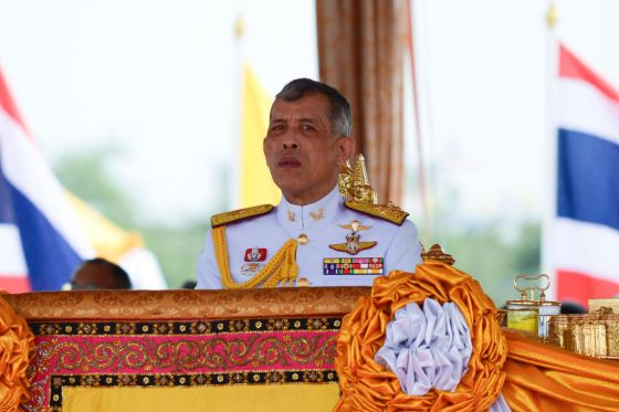 Royal Ploughing Ceremony Thailand