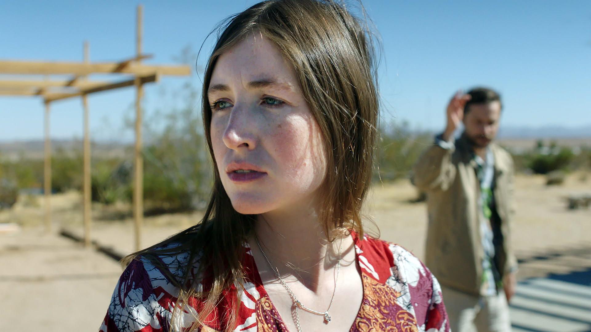 Kate Lyn Sheil in Amy Seimetz's 'She Dies Tomorrow'