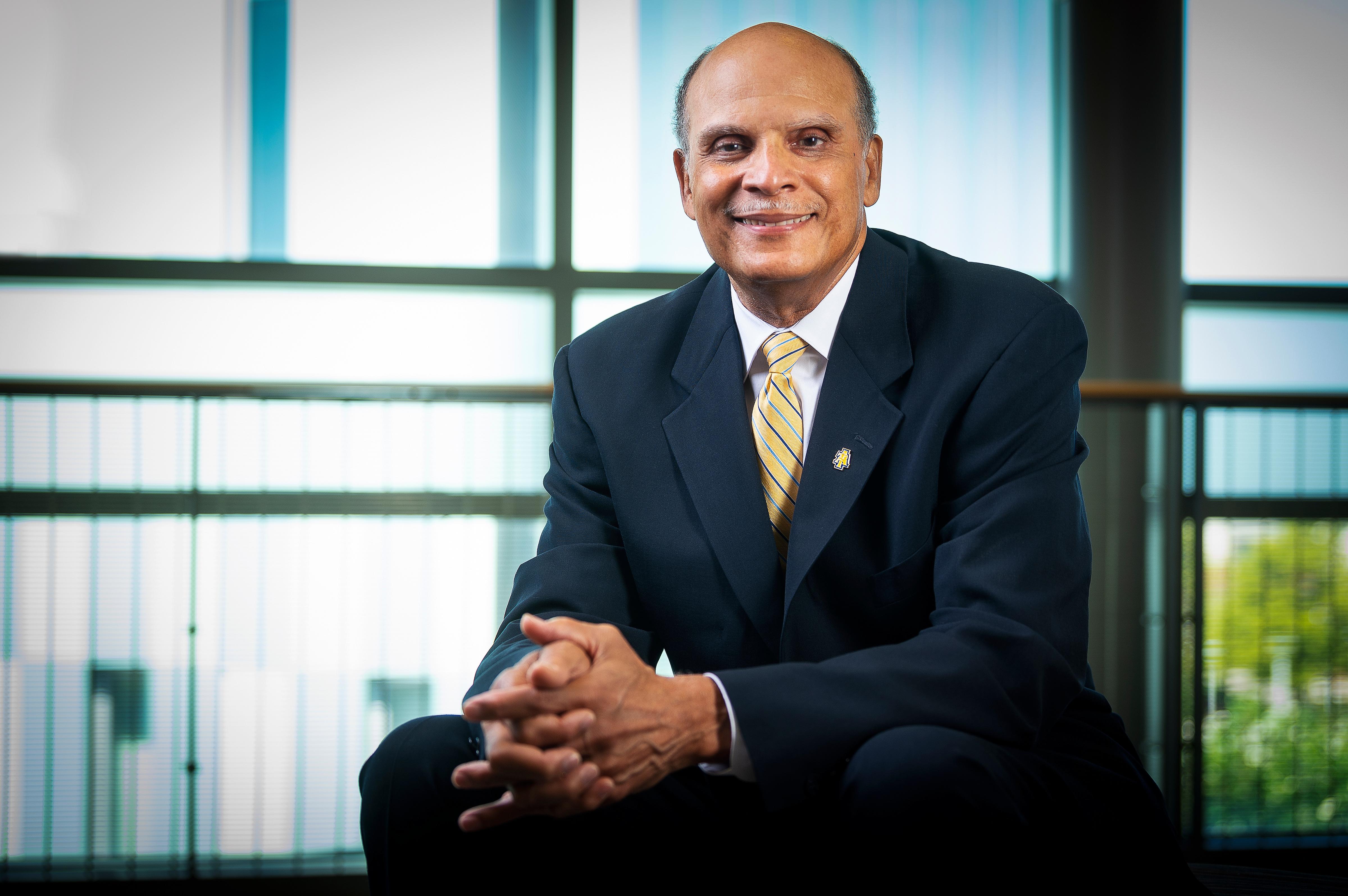 Harold L. Martin, NC A&T Chancellor