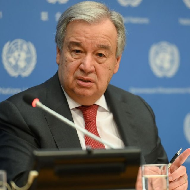 U.N. Chief: 1 Billion School Children Affected by COVID-19