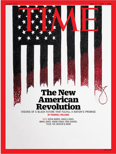 Time Magazine Cover