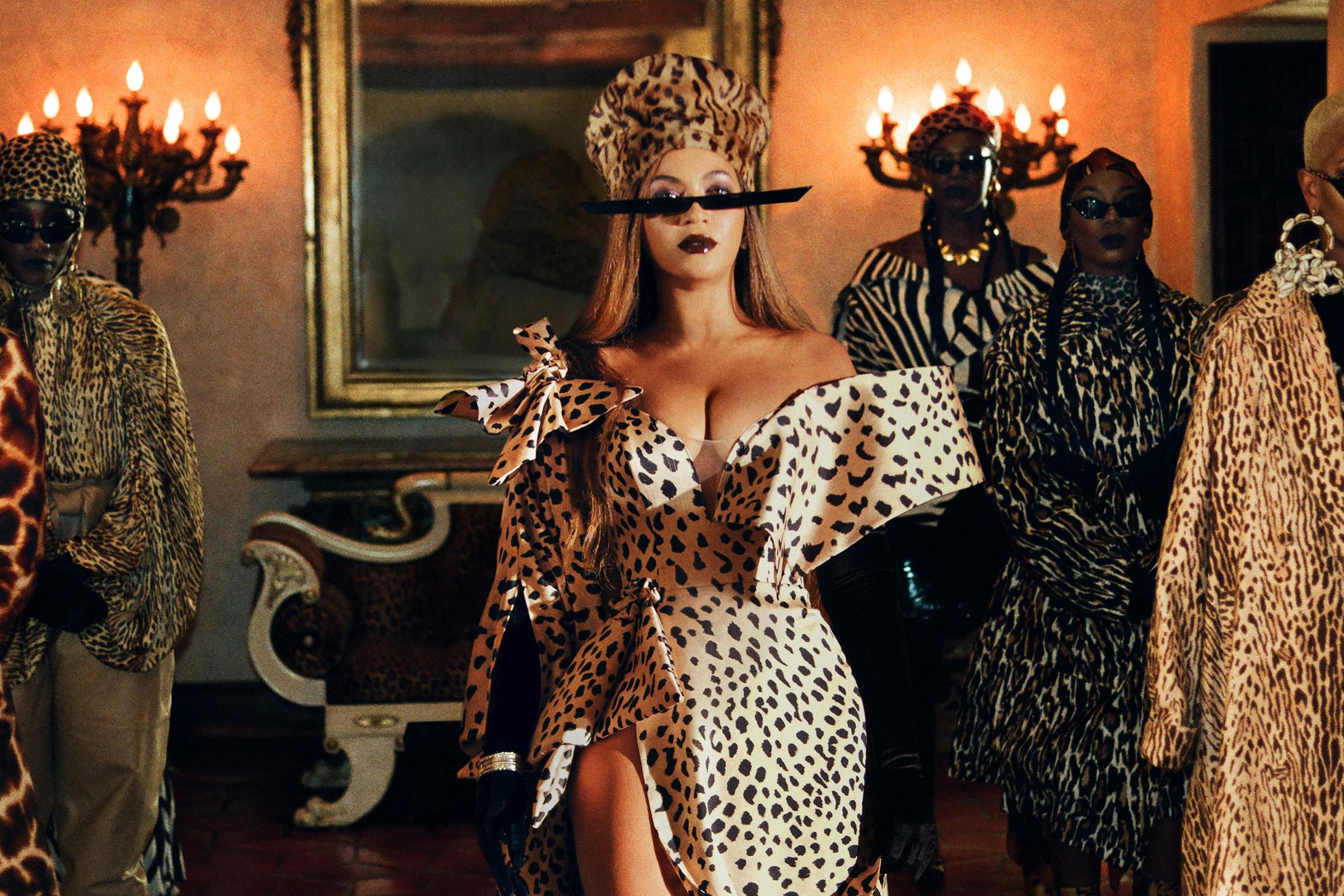 Beyoncé's 'Black Is King'.