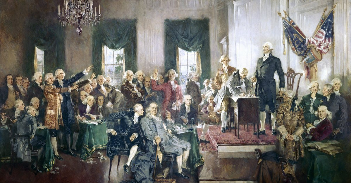 How a Political Dispute Over the Early American Postal System Could Have Jeopardized the Whole U.S. Constitution thumbnail