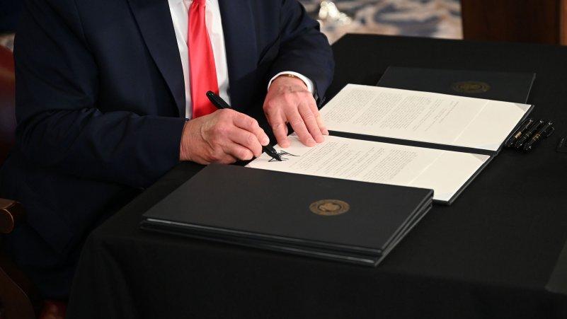 Trump's Dangerous Trap