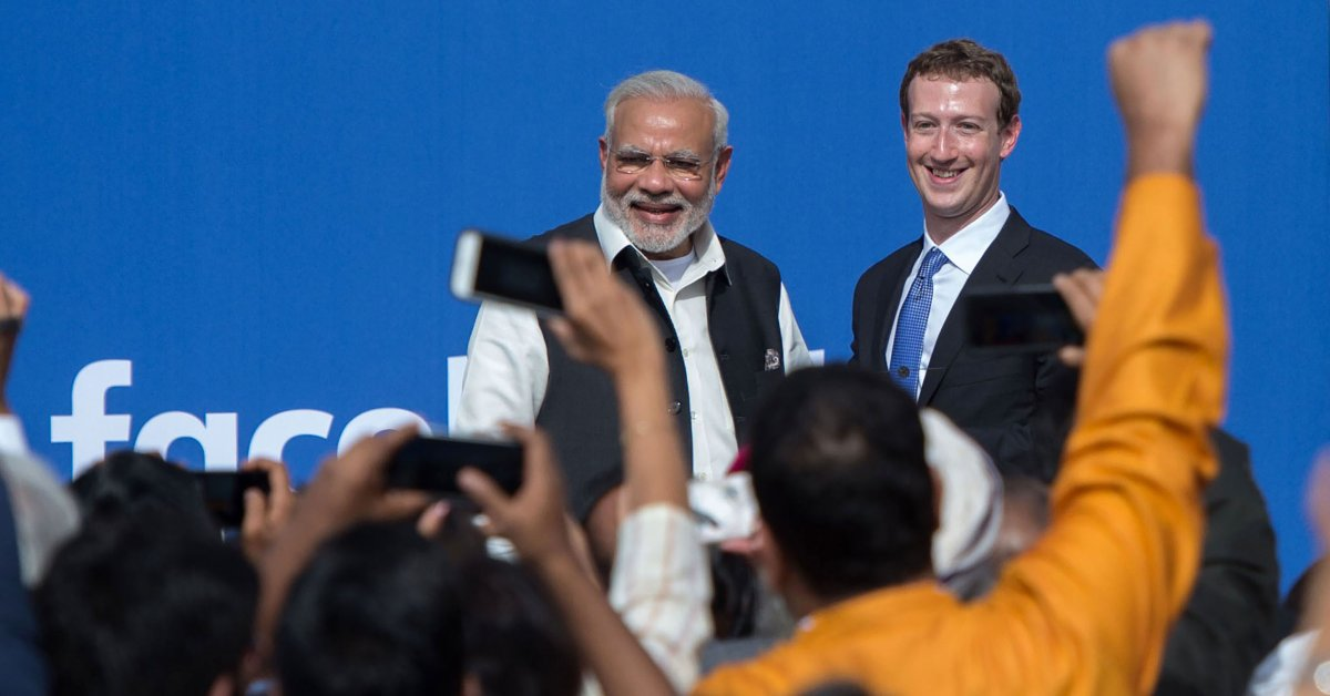 Facebook's Ties to India's Ruling Party Complicate Its Fight Against Hate Speech thumbnail