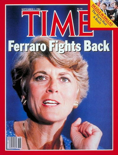The Sept. 3, 1984, cover of TIME.