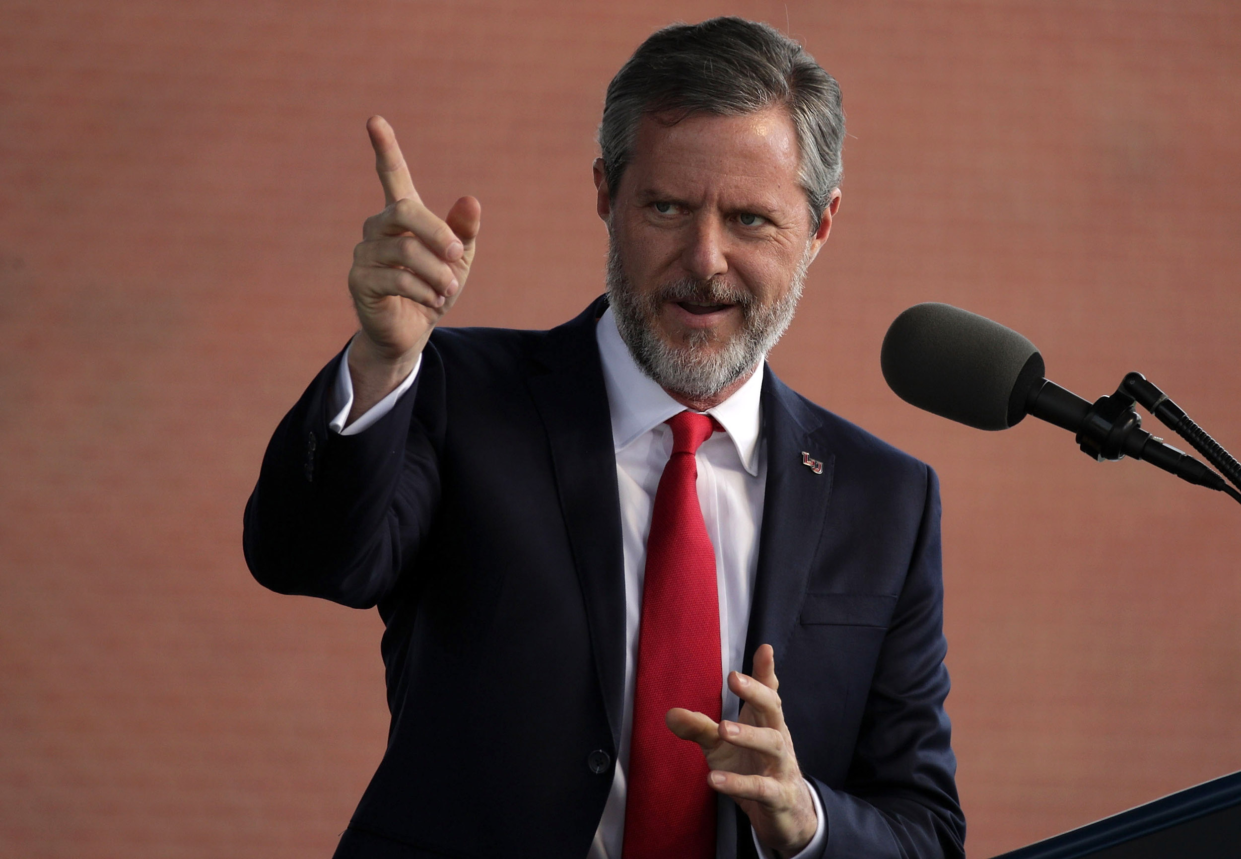 Jerry Falwell Jr. Taking Indefinite Leave of Absence From Liberty University