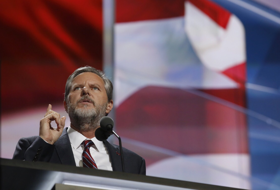 Jerry Falwell Jr. Says His Family Faced Blackmail Attempts After Wife's Affair